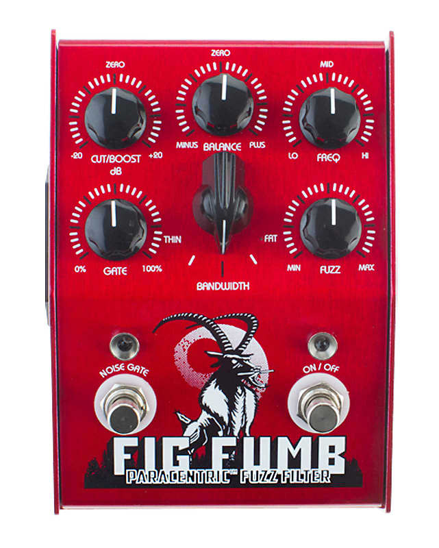 Stone Deaf Effects - Fig Fumb Paracentric Fuzz Filter image