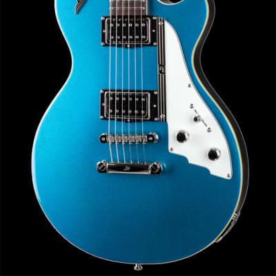 Duesenberg Starplayer Special Catalina Blue + Case
