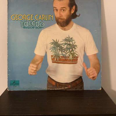 George Carlin - Toledo Window Box - Vinyl