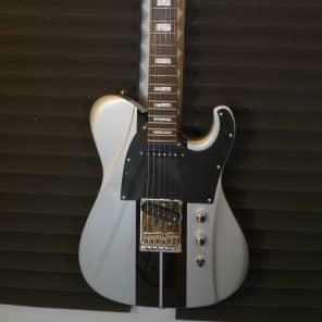 Diamond Maverick LT-GT Silver Electric Guitar for sale