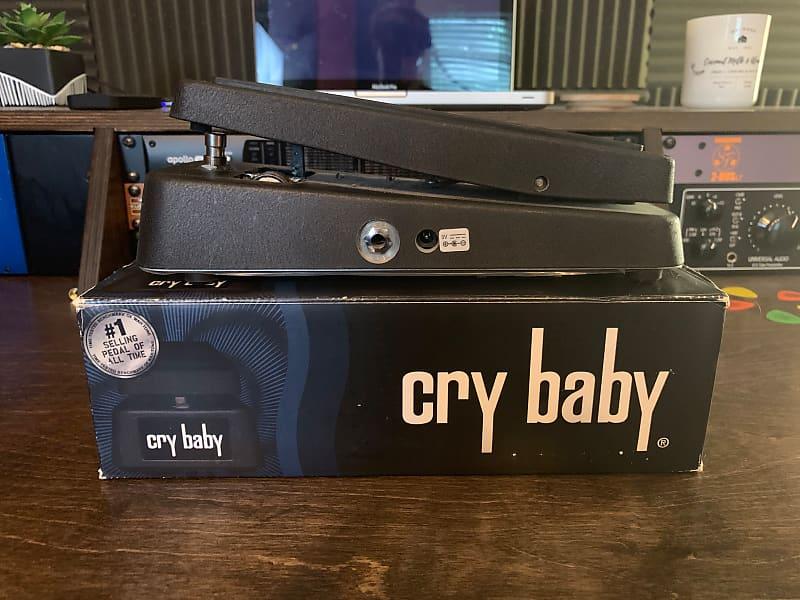 dunlop gcb 95 cry baby wah pedal vintage sound studios reverb. Black Bedroom Furniture Sets. Home Design Ideas
