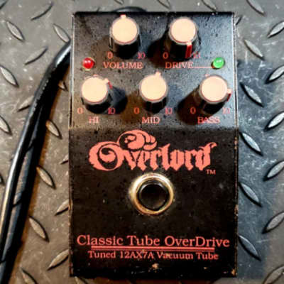 Dean Markley Overlord Classic Tube Overdrive Driver Andy Timmons FREE SHIPPING for sale