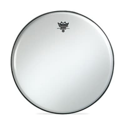 "Remo BE-0216-00 Smooth White Emperor 16"" Drumhead"