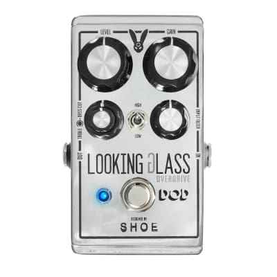 DOD Looking Glass Overdrive Class-A FET Overdrive Guitar Effect Pedal for sale