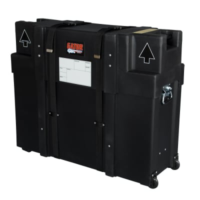 "Gator G-LCD-2632 Roto Molded 26-32"" LCD / Plasma Monitor Transport Case"