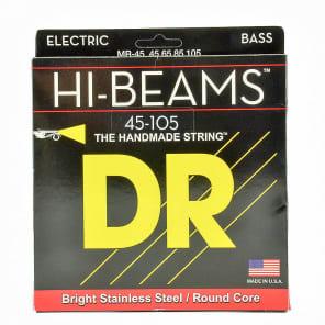 DR MR-45 Hi-Beam Medium Bass Strings