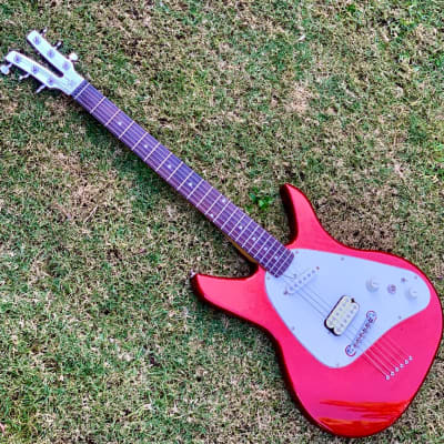 Rarer than Rare Red Sparkle 1H 1S Vaccaro for sale