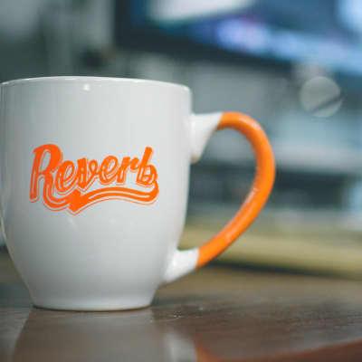 Reverb 16oz Coffee Mug image