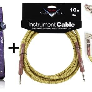 MXR M82 Bass Envelope Filter Pedal with Fender Cables Bundle!