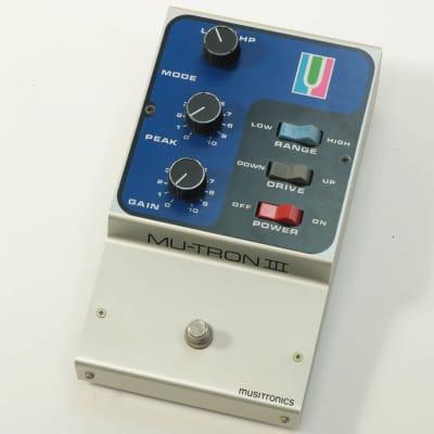 Musitronics Mu-Tron III W/AC for sale