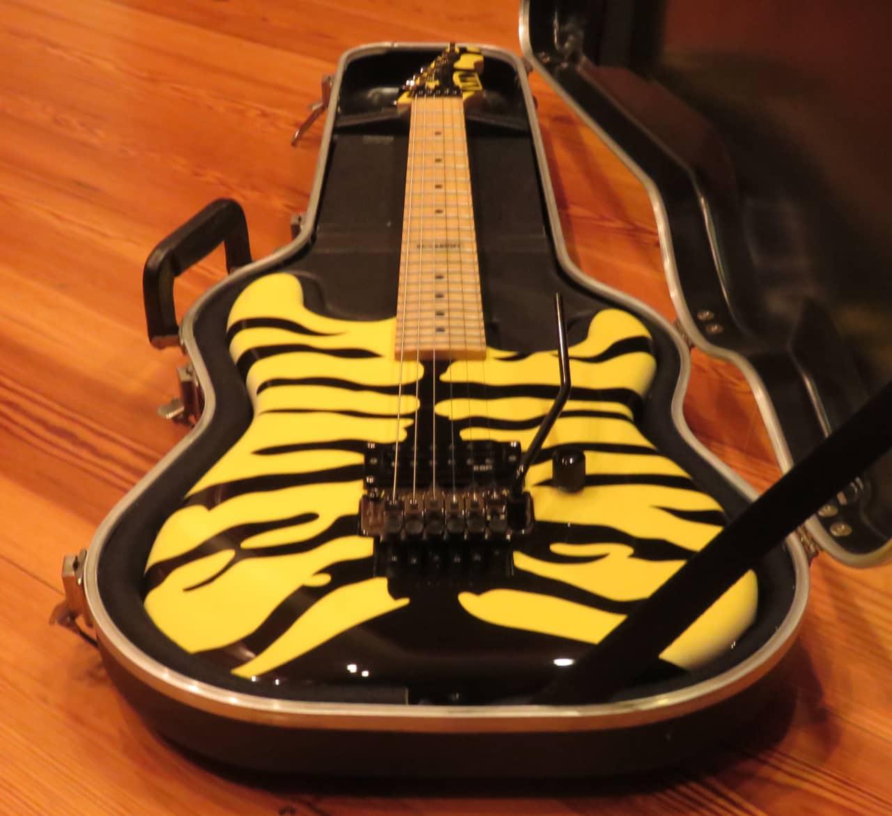 esp ltd george lynch signature gl200mt m1 tiger guitar reverb. Black Bedroom Furniture Sets. Home Design Ideas
