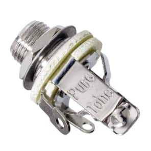 Pure Tone Multi-Contact 1/4″ Input Jack - Highly Recommended!