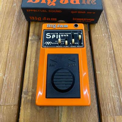 Multivox Big Jam SE-2 Spit Wah for sale