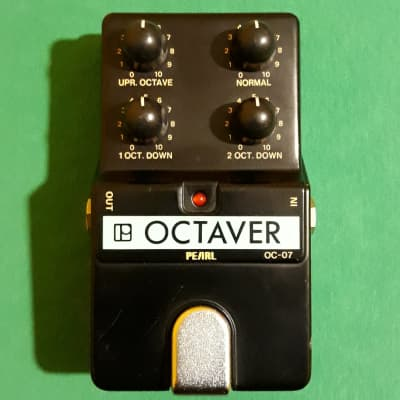 Pearl OC-07 Octaver made in Japan for sale