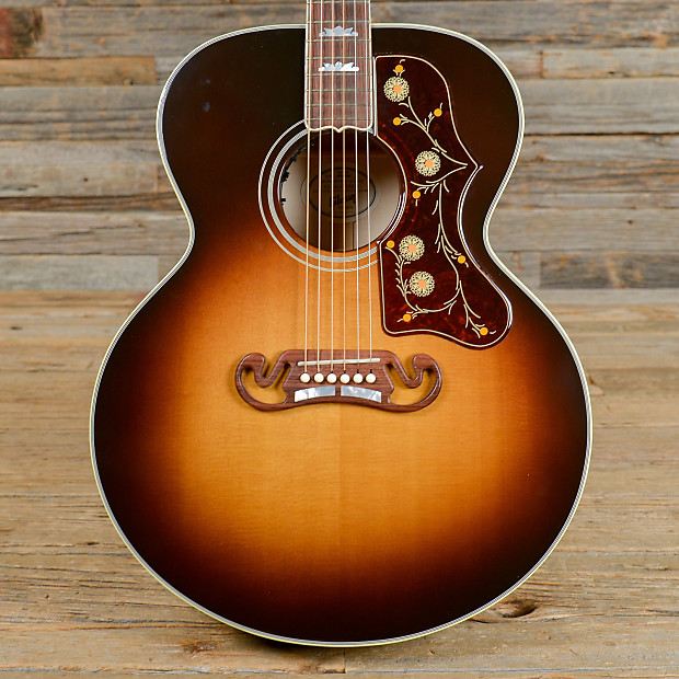 gibson j 200 jumbo acoustic guitar reverb. Black Bedroom Furniture Sets. Home Design Ideas