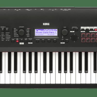 Korg KROSS2-88-MB 2019-2020 NERO