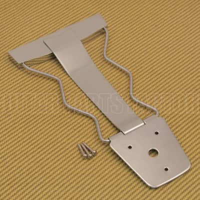 TP-0420-010 Chrome Trapeze Tailpiece For Epiphone® or Gibson ES-175® Guitar