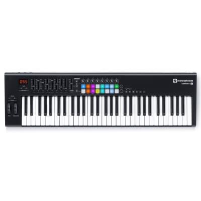 Novation Launchkey 61-Key USB MIDI Keyboard Controller