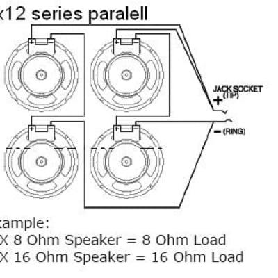 guitar cabinet wiring diagrams 4x12  hvac drawings in
