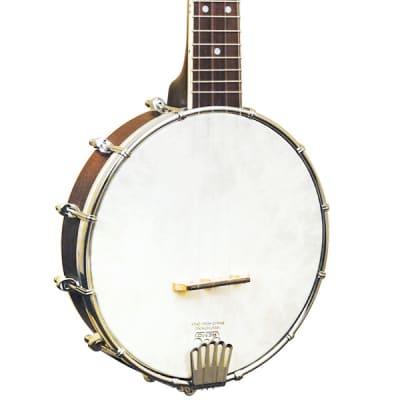 Gold Tone BU-1 Banjo Concert-Scale Uklulele Left-Handed w/ Bag