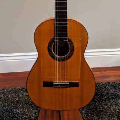 Cervantes Gabriel Hernandez 1999 Solid Cedar Flamenco Guitar for sale