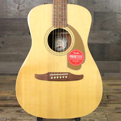 Fender Malibu Player NAT WN