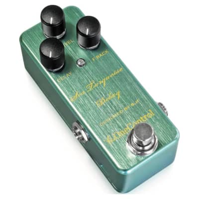 One Control Sea Turquoise Delay Guitar Effect Pedal for sale