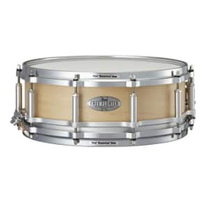 """Pearl FTMM1450 Free-Floating 14x5"""" Maple Snare Drum"""