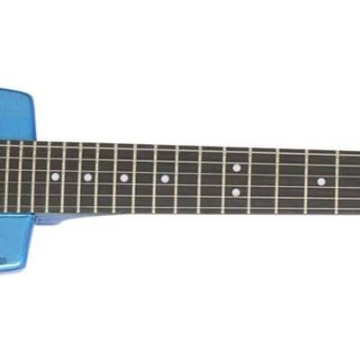 Steinberger Spirit GT-Pro Deluxe Electric Guitar - Frost Blue for sale