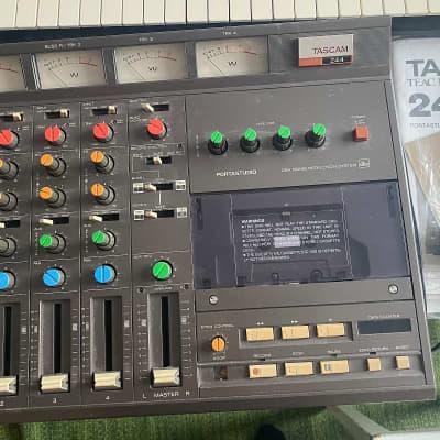 TASCAM Portastudio 244 4-Track Cassette Recorder