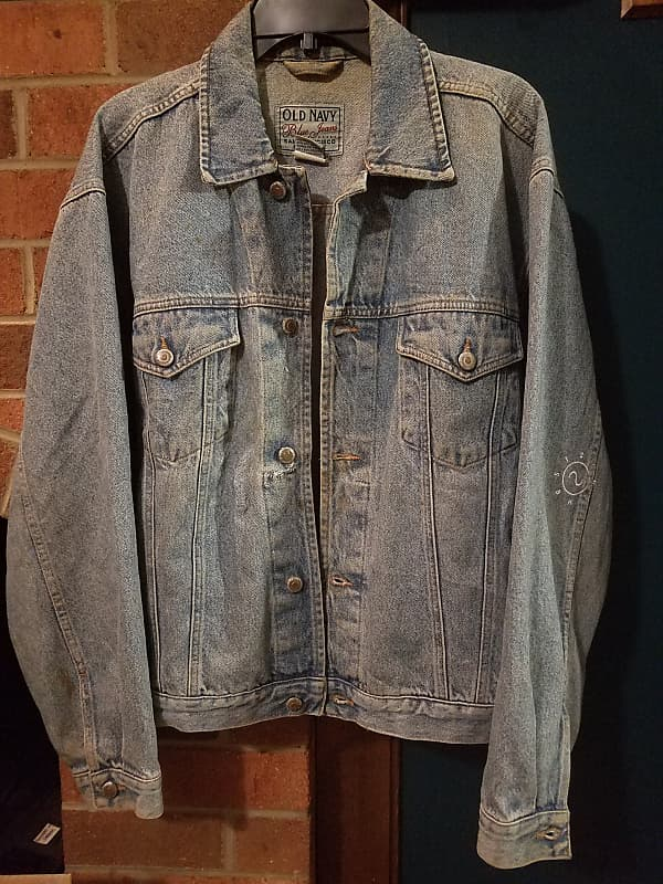 Moog Grandmother Moogfest Edition Denim Jacket Promo 1 Of 500 Reverb