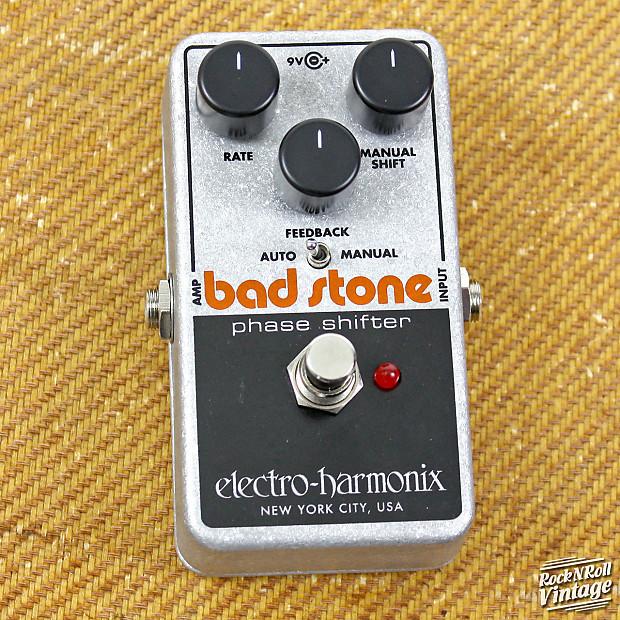 electro harmonix bad stone phaser rock n roll vintage reverb. Black Bedroom Furniture Sets. Home Design Ideas