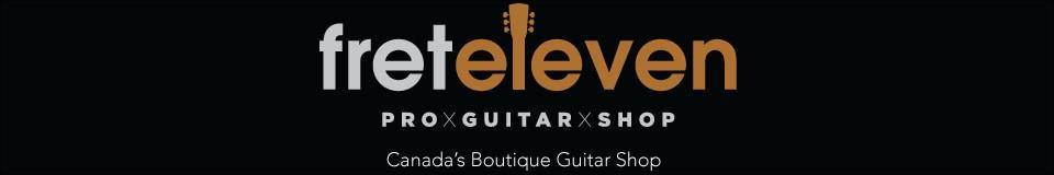 Freteleven Pro Guitar Shop