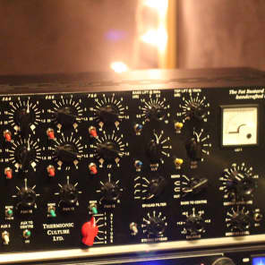 Thermionic Culture Fat Bustard MkII Tube Summing Mixer