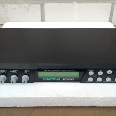 E-MU Proteus 2000 128 Voice Expandable Sound Module + CD-ROM!