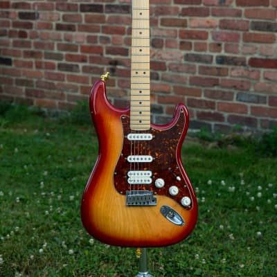 Fender Stratocaster  2001 Sienna Burst Fat Strat Texas Special Ash Body USA for sale