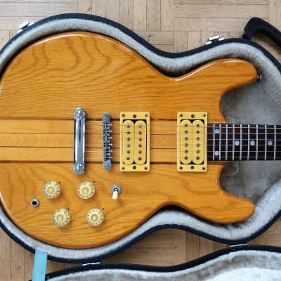 CG Winner double cut solidbody guitar ~1980 - original case included! for sale