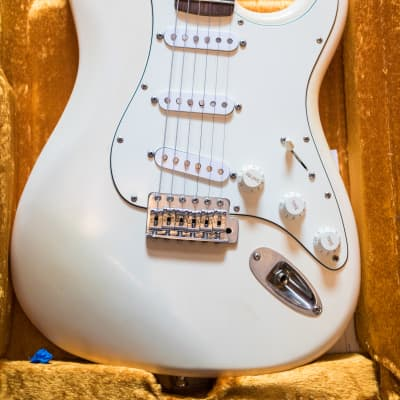 Rocketfire Stratocaster White for sale