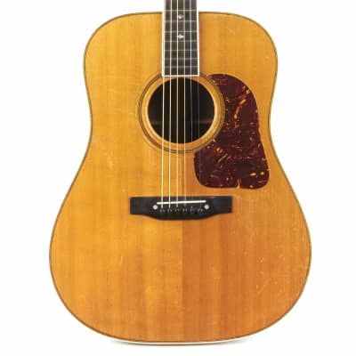 Vintage Gallagher G-70 Dreadnought Natural 1970's for sale