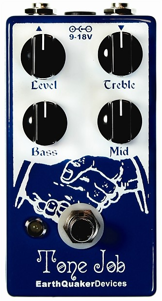 earthquaker devices tone job boost eq v2 reverb. Black Bedroom Furniture Sets. Home Design Ideas