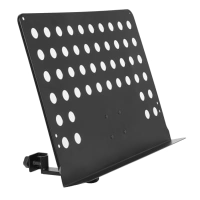 Stagg Large Music Stand Plate with Attachable Holder MUS-ARM 2 for sale