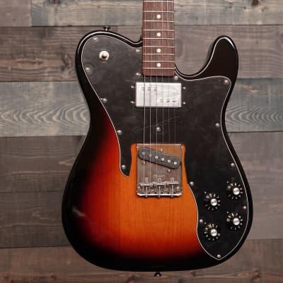 Fender American Original 70s Telecaster Custom  3-Color Sunburst