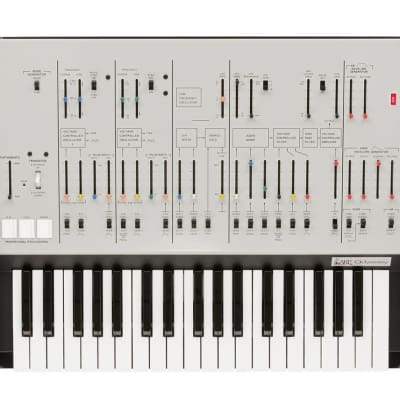 Korg Limited Edition ARP Odyssey FSQ Rev1 with SQ-1 | Reverb
