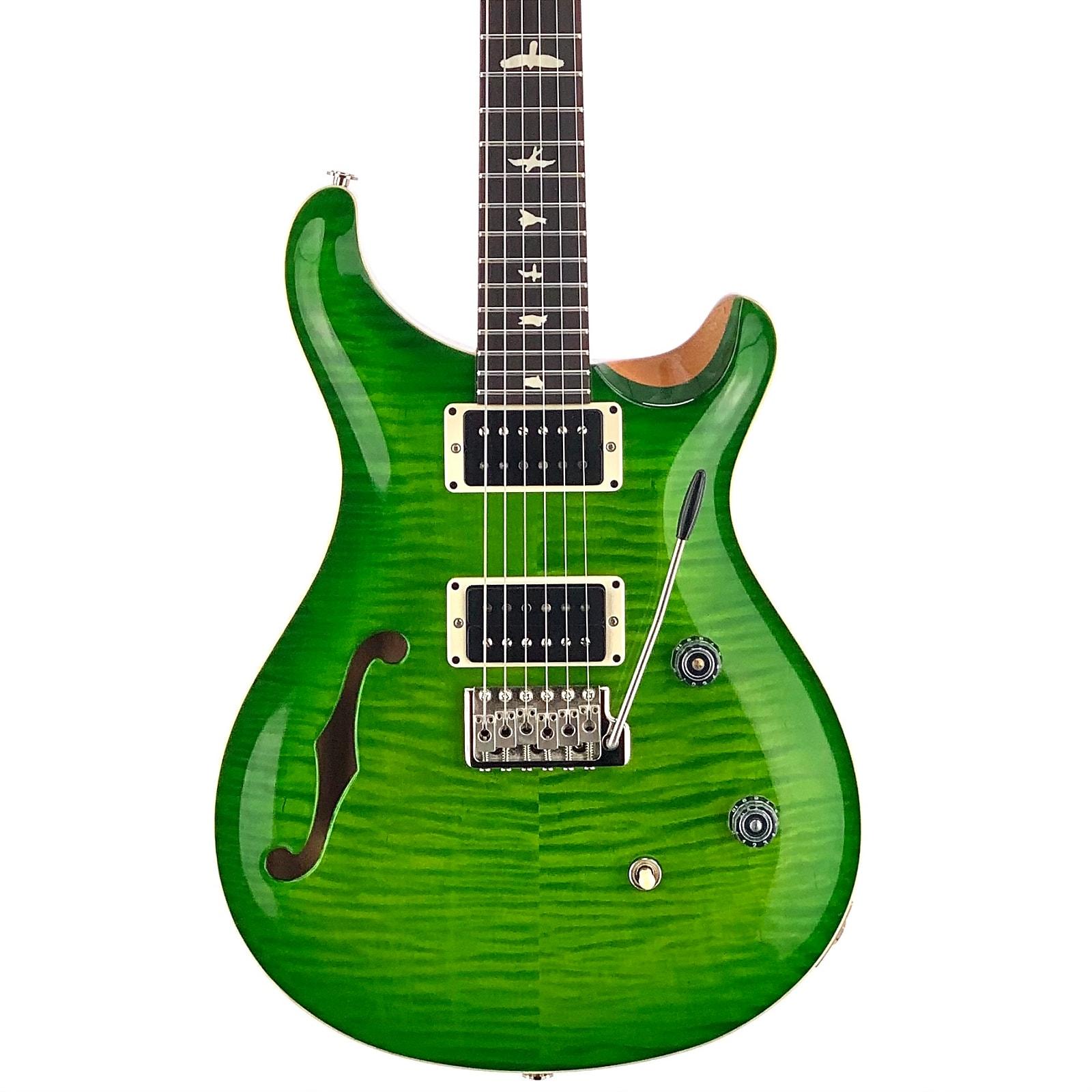 PRS CE24 Semi-Hollow - 2021 - Eriza Verde - In Stock Now!