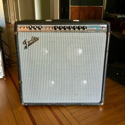 Fender  Super reverb amp 1969 Silverface original vintage usa ab763 blackface circuit