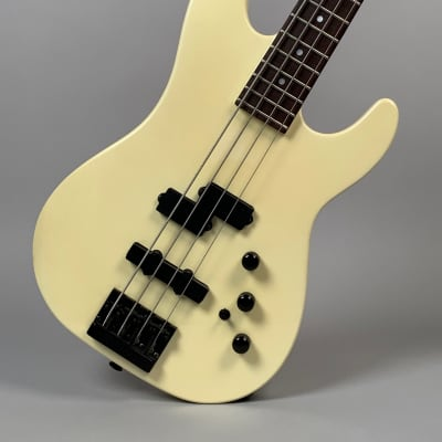Charvel 3B Bass, NOS, Ridiculously low serial number! 1986 Pearl White for sale