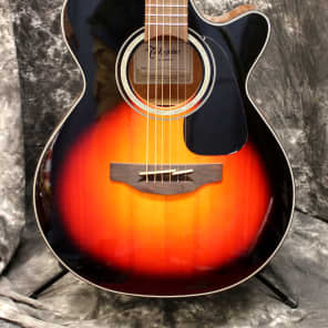 2014 Takamine G Series GF30CE Cutaway Acoustic Electric Guitar Sunburst for sale