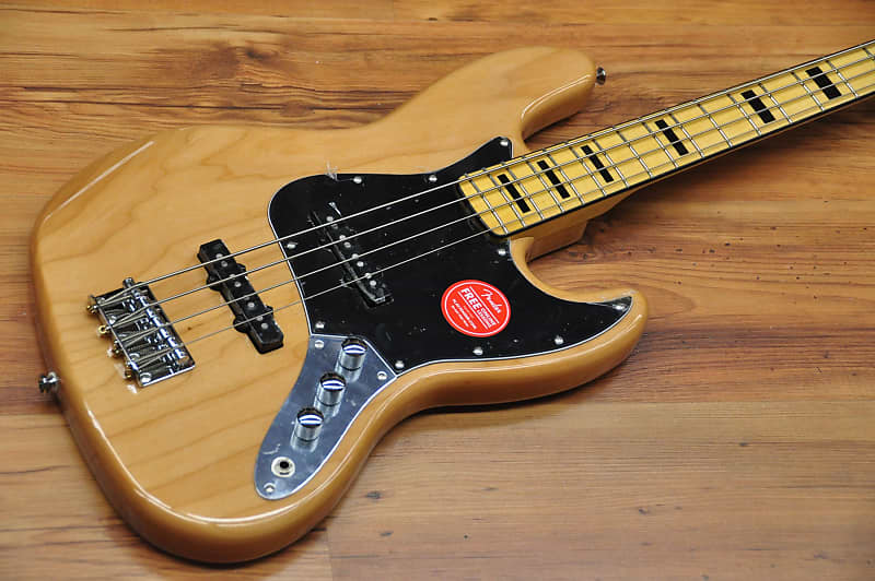 Squier vintage modified s jazz bass recommend you