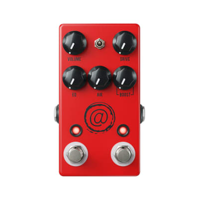 JHS AT  (Andy Timmons) Drive V2 Pedal - Red for sale