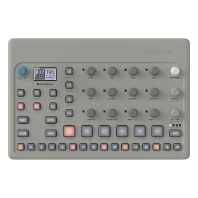 Elektron MODEL:CYCLES 6 Track FM Based Groove Box